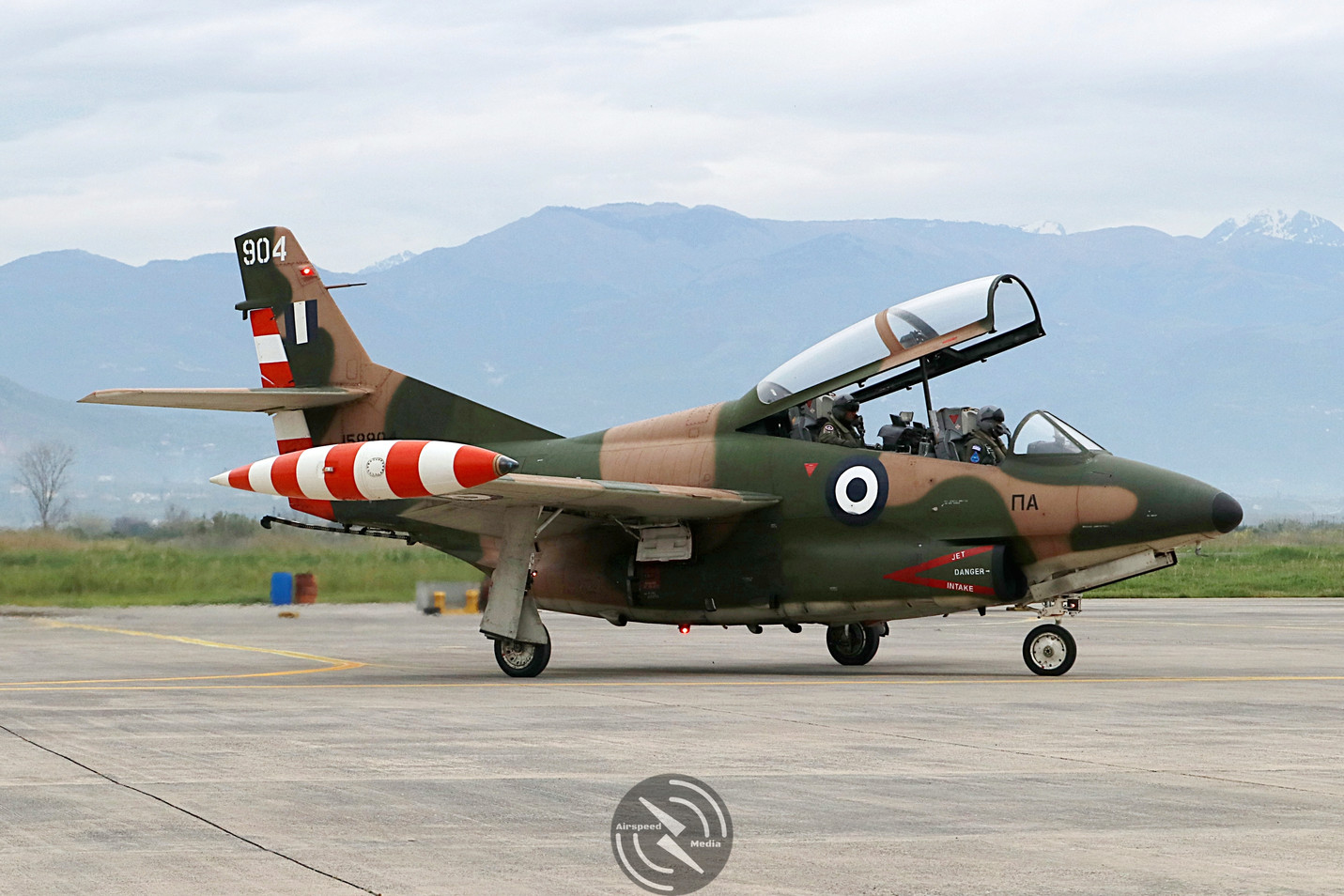 Hellenic Air Force T-2 Buckeye Kalamata