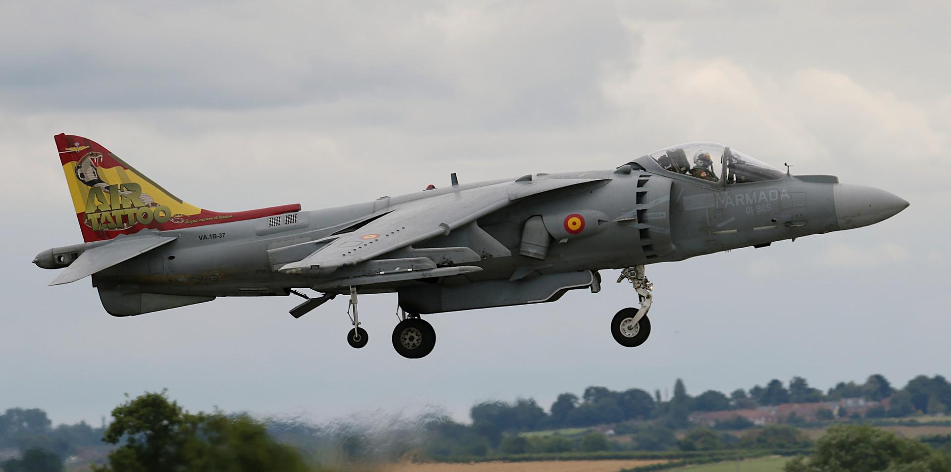 Armada EAV-8B Harrier II RNIAD 2019 (10)