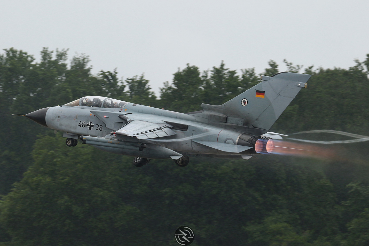 Luftwaffe Tornado NATO Tiger Meet 2019 (