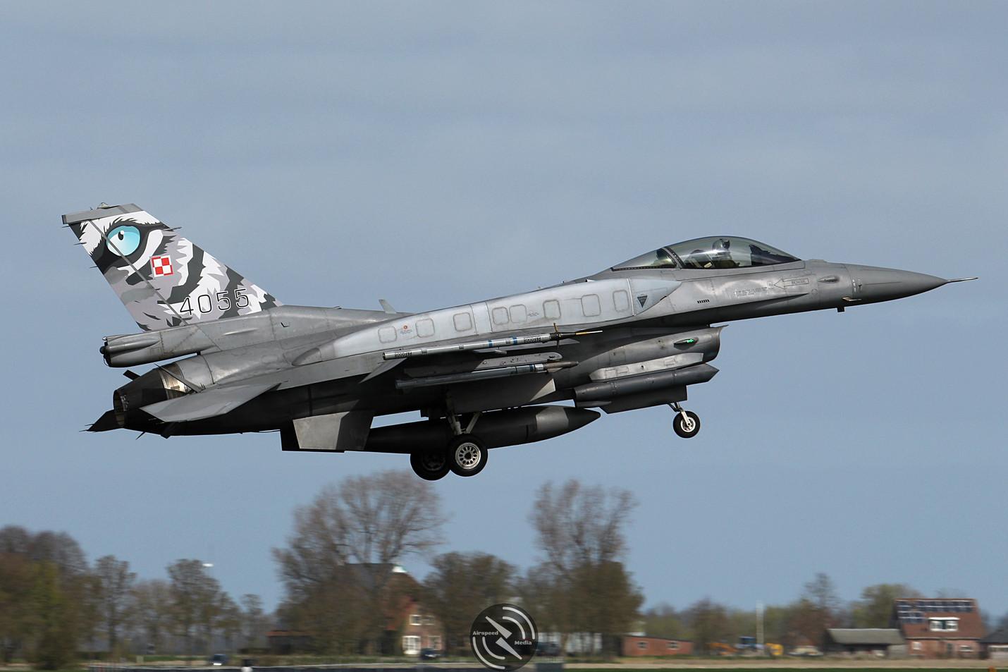 Polish Air Force F16 Frisian Flag (6).JP