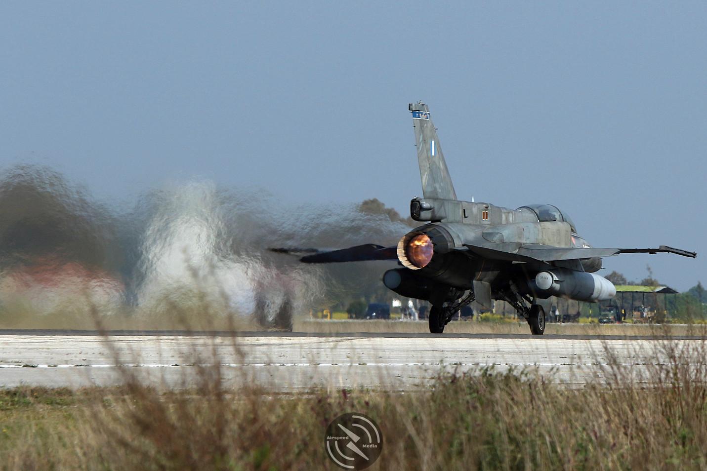 Hellenic F-16 Andravida Iniochos 2019 (5