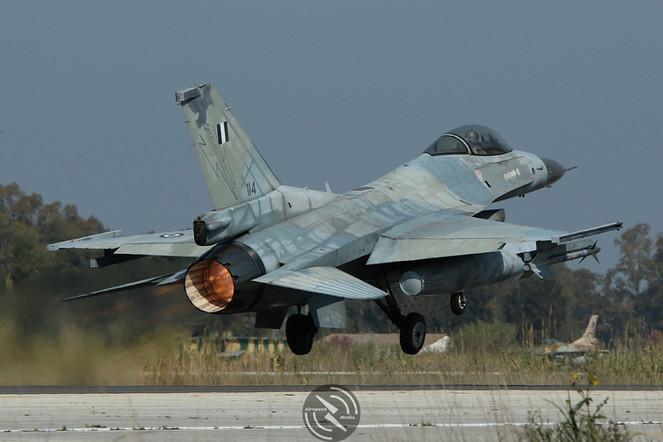 Hellenic F-16 Andravida Iniochos 2019 (1