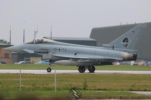 Luftwaffe EF2000 Typhoon Cobra Warrior 2