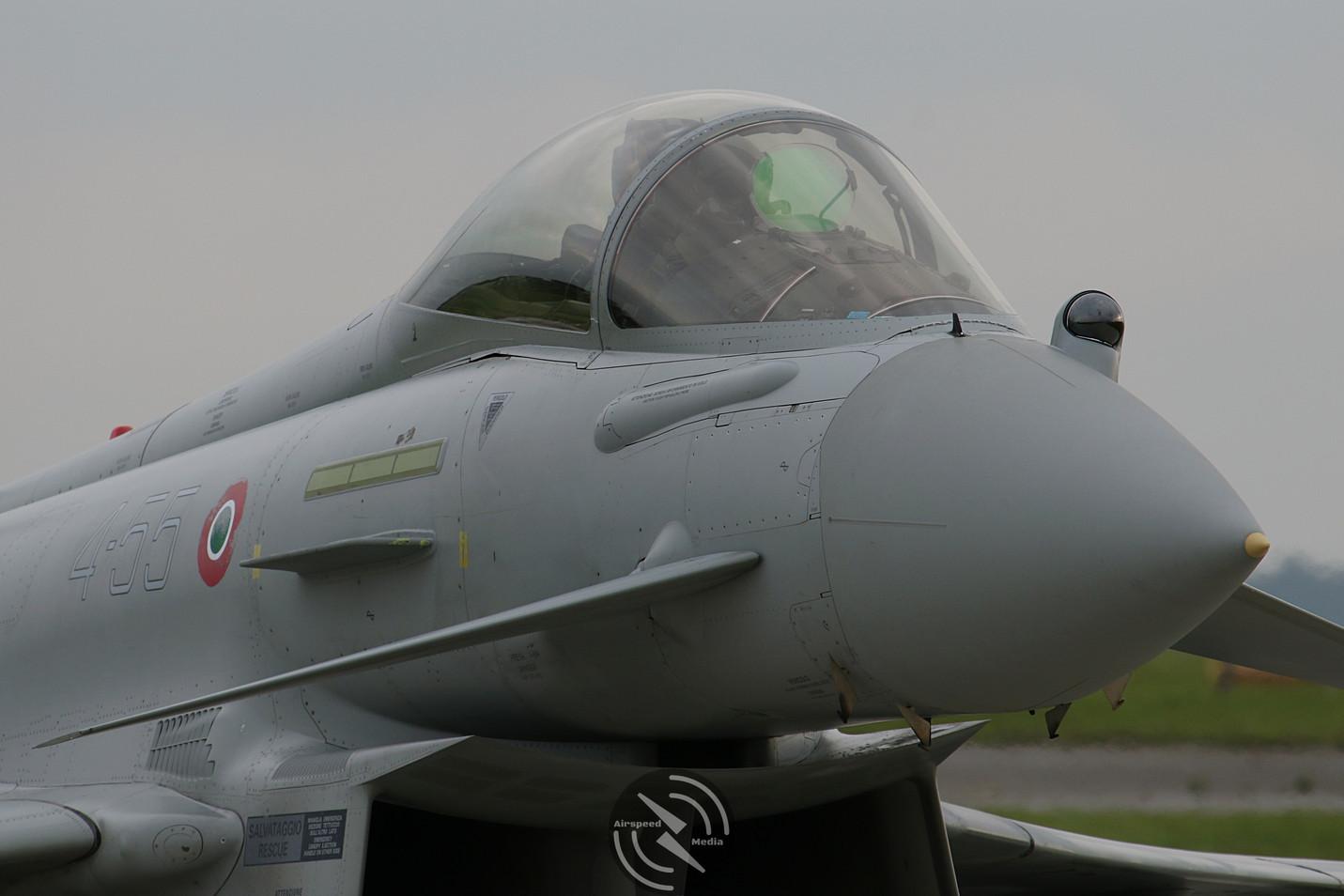 Aeronautica Militare EF2000 Typhoon Cobr