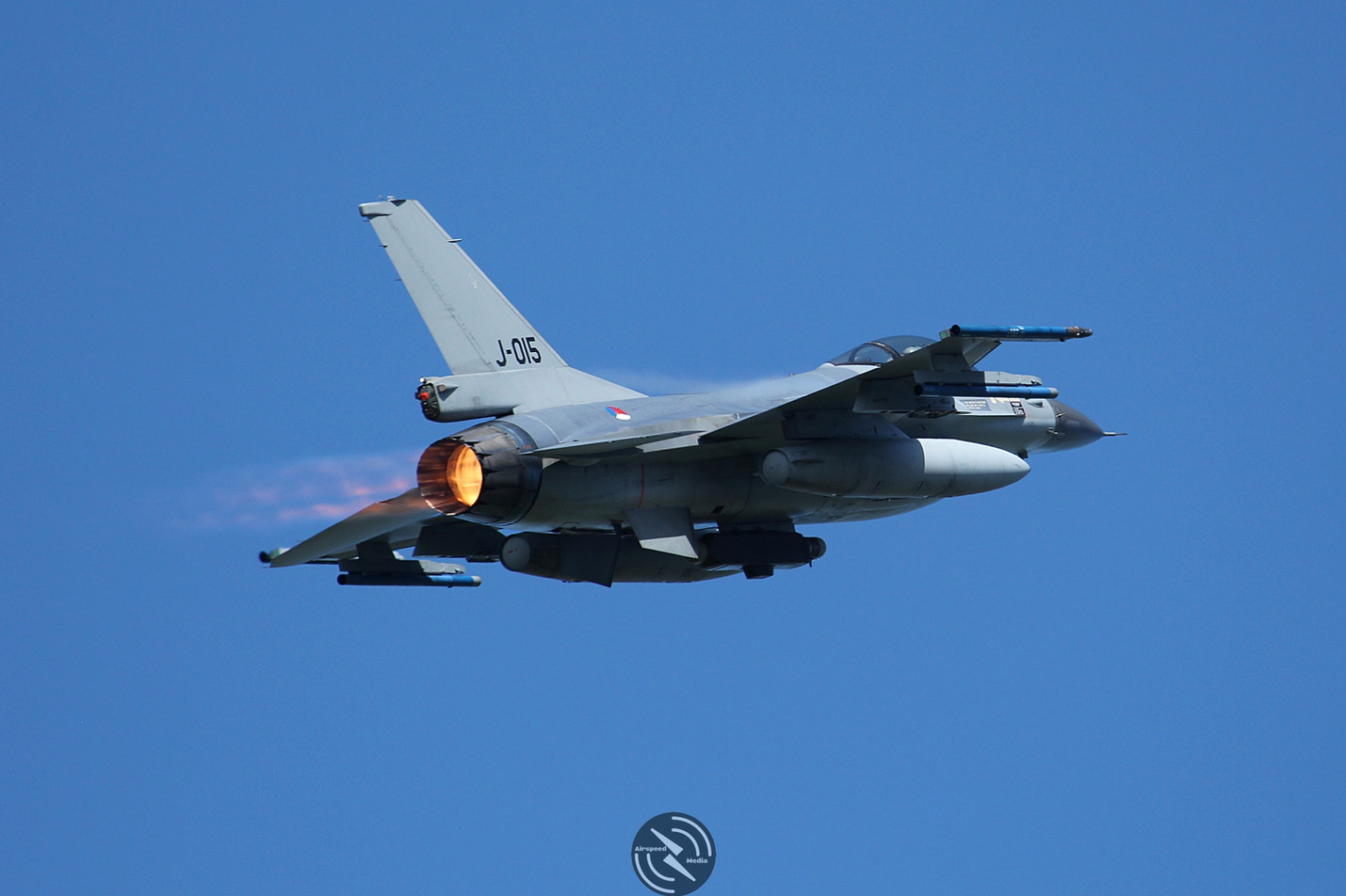 Royal Netherlands Air Force F16 Frisian