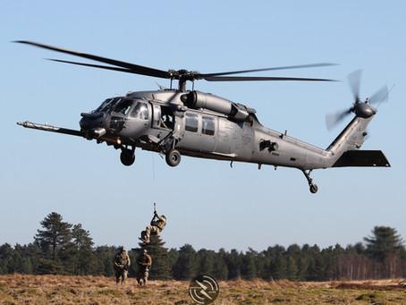 STANTA military range, Norfolk, UK
