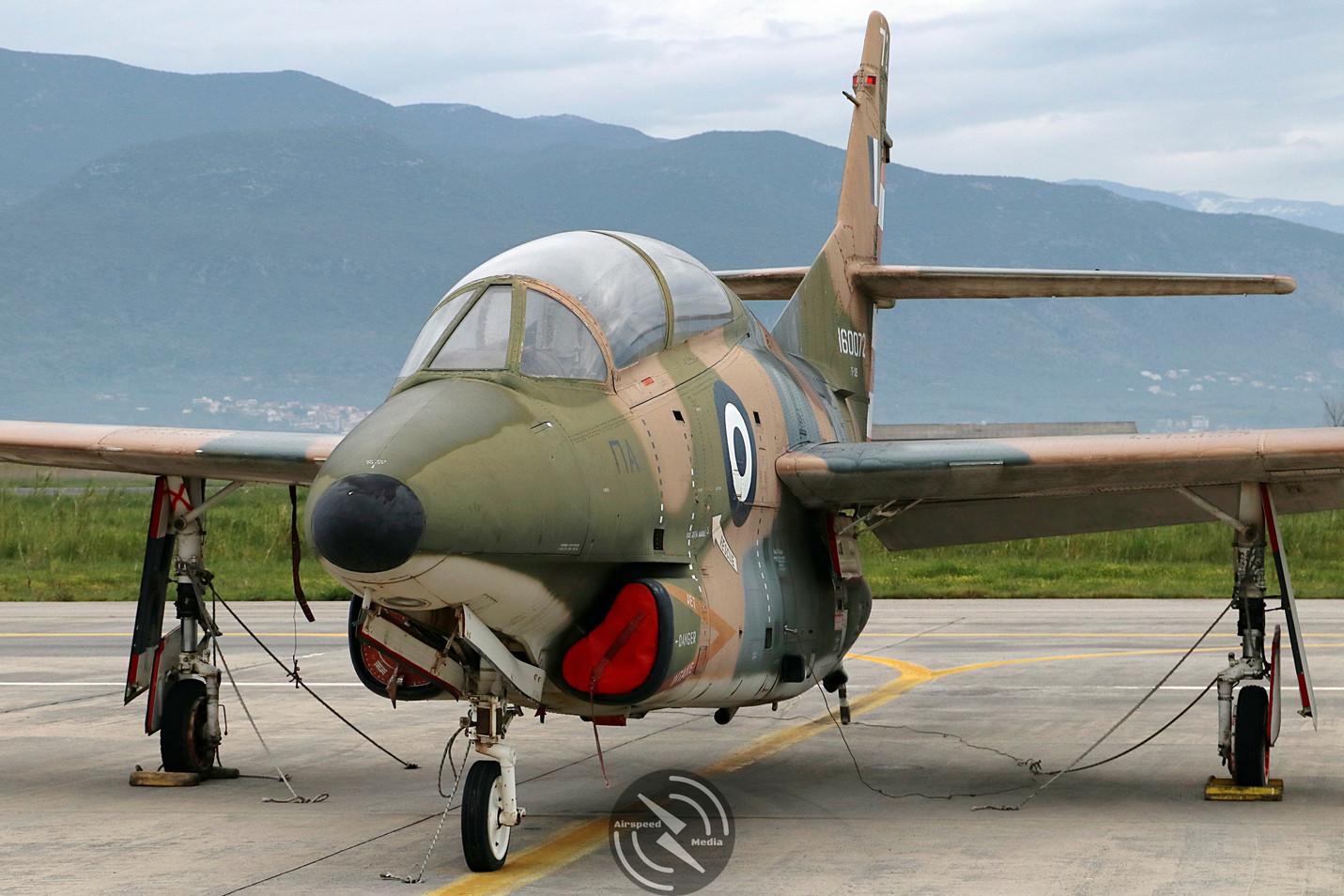 Hellenic Air Force T-2 Buckeye Kalamata