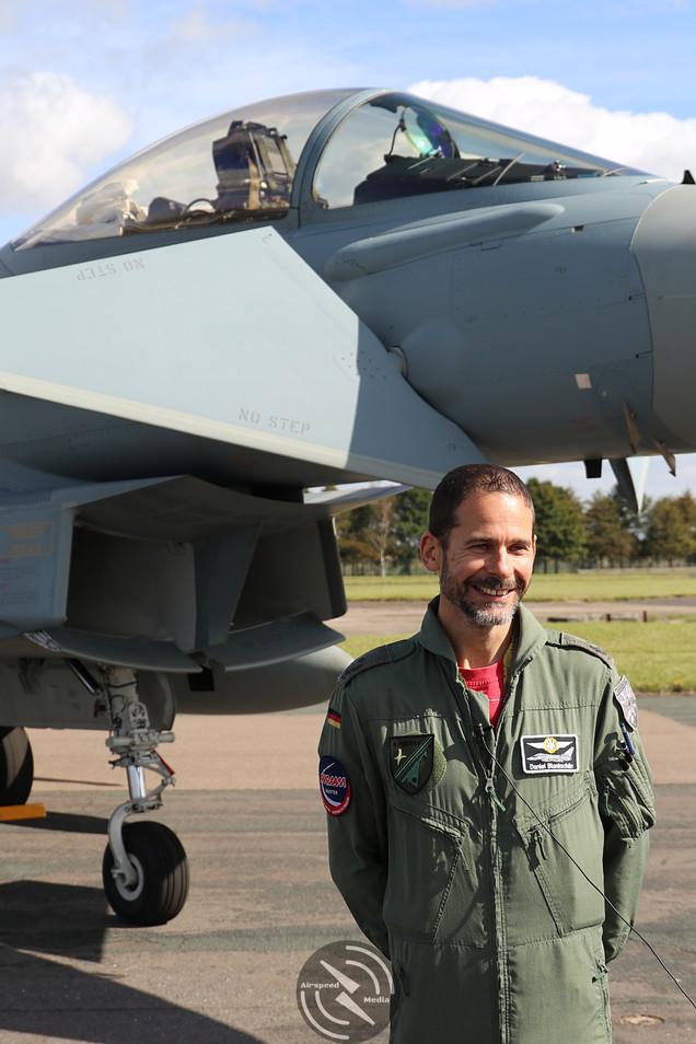 Lieutenant Colonel Daniel Blankschan Cob