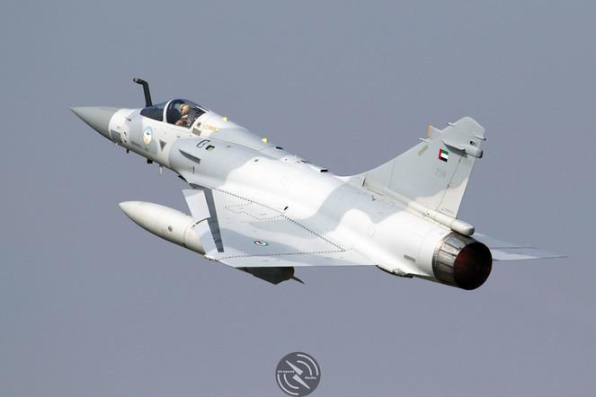 UAE Mirage 2000 Andravida Iniochos 2019