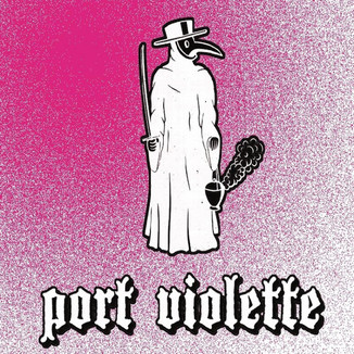 Port Violette - s/t (Producing, mixing, mastering)
