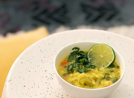 Why Kitchari is the best detox meal.