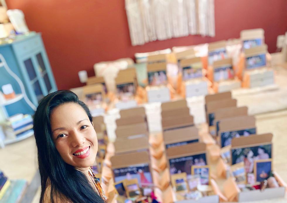 Assembling Empress Kits