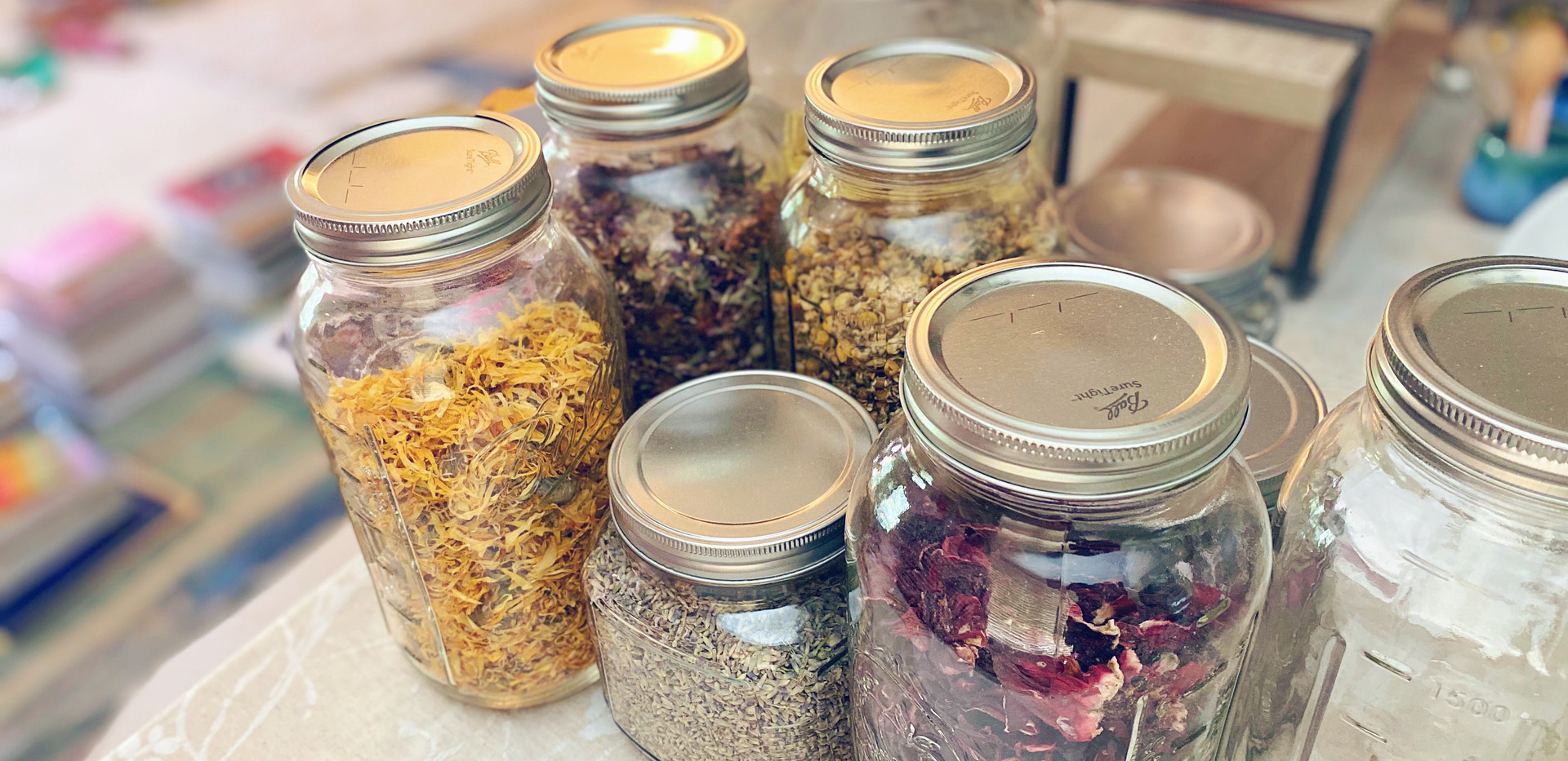Handmade Herbal Blends