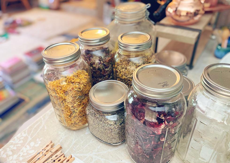 Handmade Herbal Blends