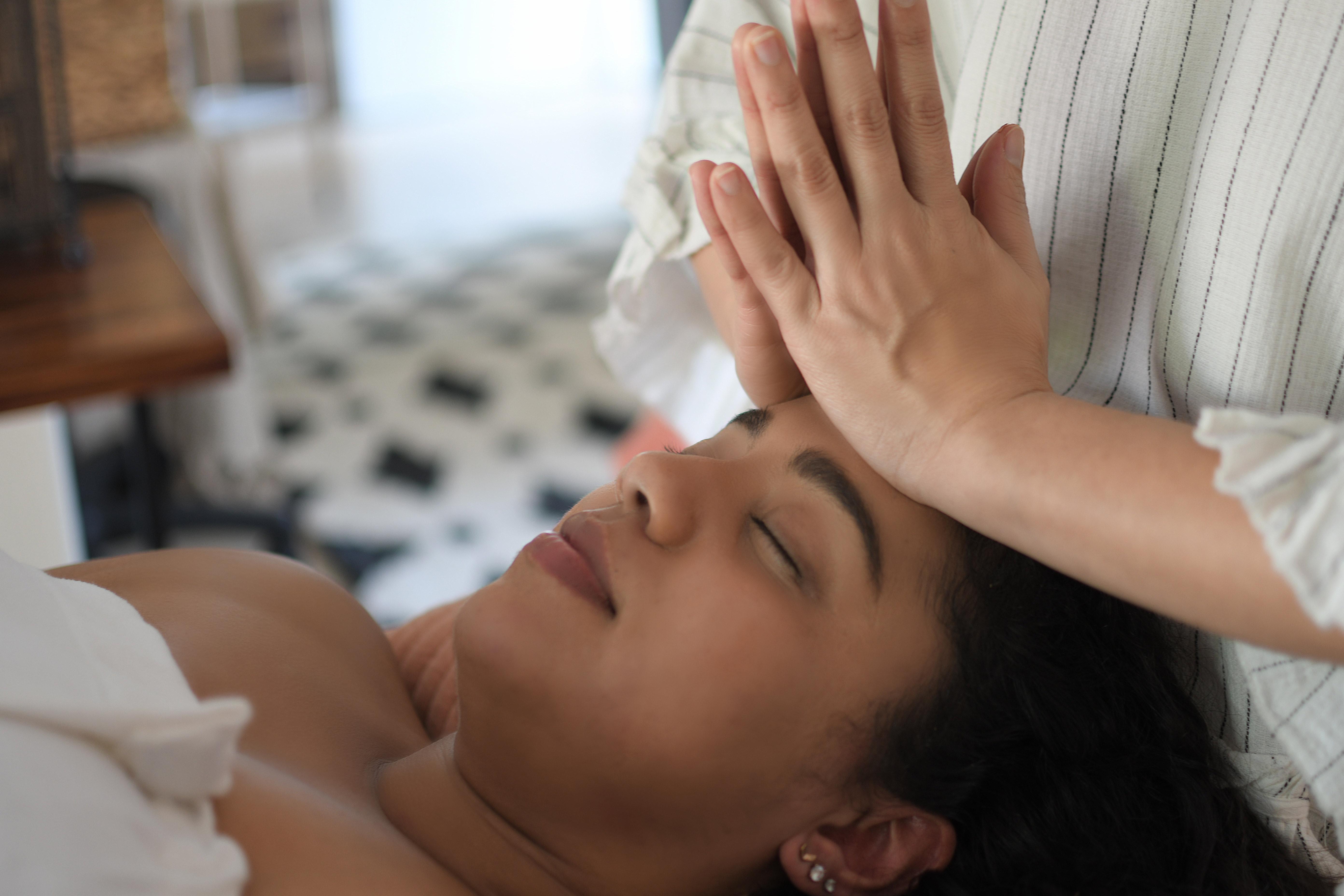Himalayan Indian Head Massage