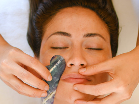 This Gua Sha Facelift is better than Botox.