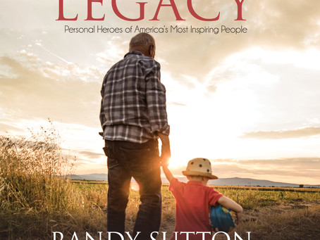 """""""The Power Of Legacy"""" Written by Randy Sutton on audiobook!"""
