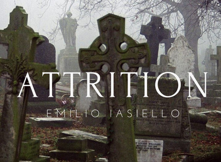 "Not All Games Are Meant To Be Won In The New Novel ""Attrition"" By Author Emilio Iasiello"