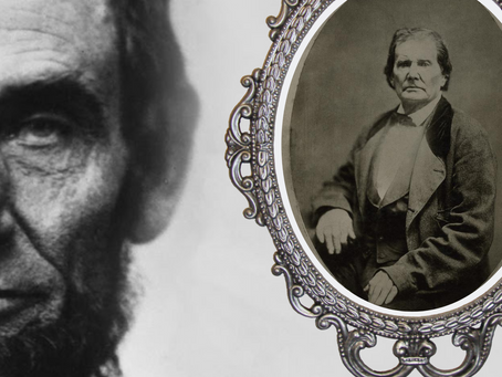 "Take A New and Serious Look At The Man Who Shaped A President in ""Thomas Lincoln: Abraham's Father"""