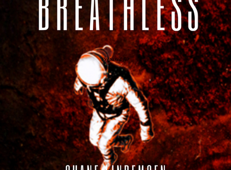 """Take A Space Journey In The New Sci-Fi Thriller Audiobook """"Breathless"""""""
