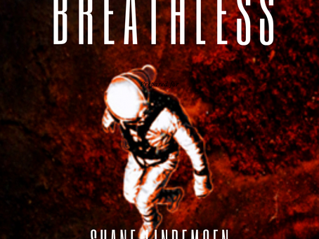 "Take A Space Journey In The New Sci-Fi Thriller Audiobook ""Breathless"""