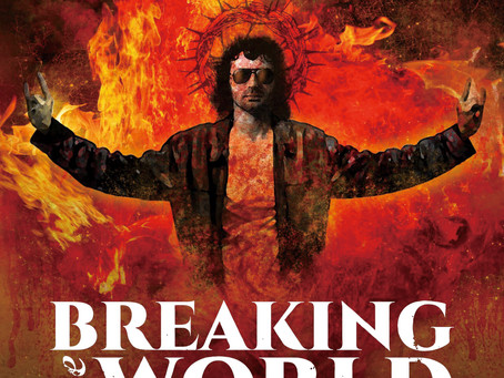"David Koresh Predicted The End Of The World, What If He Was Right? Find Out In ""Breaking The World"""