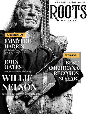 Roots Magazine Issue No. 18