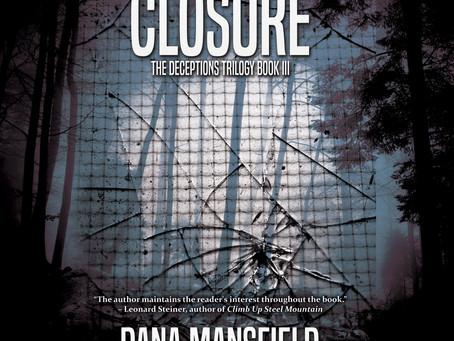 """Closure: The Deceptions Trilogy, Book III"" In Audiobook"