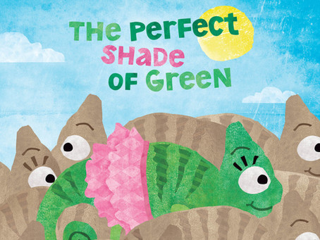 "Be Yourself In The New Audiobook ""The Perfect Shade of Green"" By Author Brian Barlics"