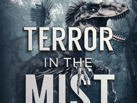 """""""Terror In The Mist"""" By Author C.G. Mosley"""