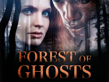"Supernatural and Mediums Collide in Romania in ""Forest Of Ghosts: GhostWriters, Book 4"""