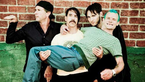 Still Red Hot And Burning Chili Peppers