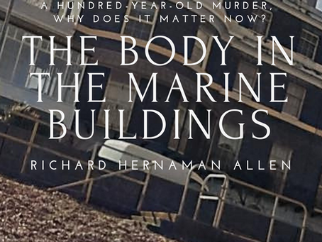 """A Corpse Mystery Needs To Be Solved In """"The Body In The Marine Buildings"""" by Richard Hernaman Allen"""