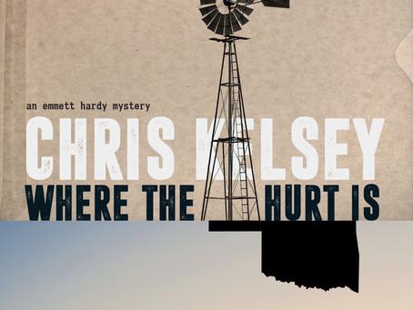 "Chris Kelsey Releases ""Where The Hurt Is"" An Emmett Hardy Mystery In Audiobook Format Worldwide"