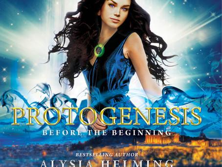 "Nothing Is As It Seems For American Teenage Helene Crawford in ""Protogenesis: Before The Beginning"""