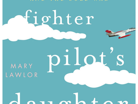 """""""Fighter Pilot's Daughter"""" By Mary Lawlor In Audiobook Format"""