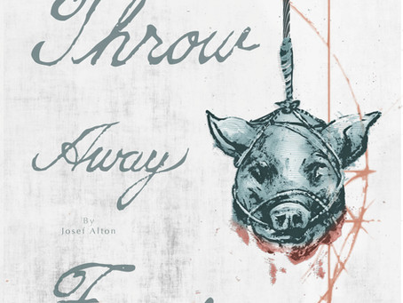 "Patricide, Tragedy, Redemption and A Crazed Serial Killer Collide in ""Throw-Away Faces"""