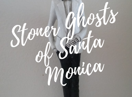 "The Deceased Party On in ""Stoner Ghosts of Santa Monica"" By Author Karen Karlitz"