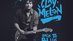 The Breakdown of Back to Blue: Clay Melton's Fiery EP Release