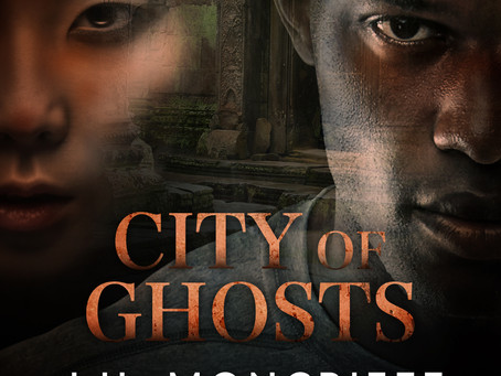 """Conspiracy, Betrayal and Murder In The New Mystery Thriller """"City Of Ghosts"""" by J.H. Moncrieff"""