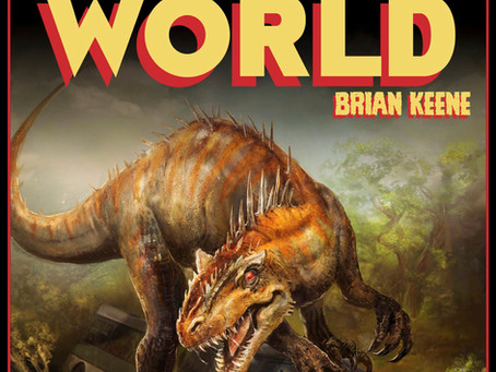 """Hole In The World"" - A Weird Fantasy Prequel To Brian Keene's Popular ""The Lost Level Series"""