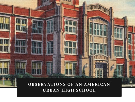 "Read About The Common Experience Of Attending High School In ""Curious Proviso"" By Robert C. Cox"