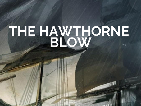 """""""The Hawthorne Blow"""" By Author Matthew Hellman Available Worldwide January 8th, 2021"""