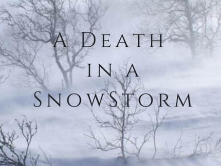 "You Can't Escape When There's No Way To Run In ""A Death in a Snowstorm"" By Joel Jurrens"
