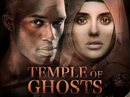 """In The Shadow Of The Jackal - The Plot Thickens In """"Temple Of Ghosts"""" Volume 3 By J.H.Moncrief"""