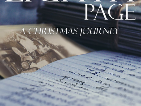 "Lies, Deceit and Trickery Implode In ""The Eighth Page: A Christmas Journey"" Available 10/26/18"