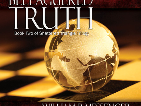 "Find Out If It's Possible To Bring Order From Chaos and Personal Tragedy In ""Beleaguered Truth"""
