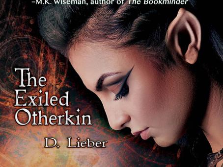 """""""The Exiled Otherkin"""" Written By D. Lieber"""