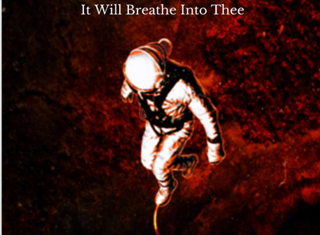 "Take An Inner and Outer Space Journey In ""Breathless"" The New Novel By Author Shane Lindemoen"