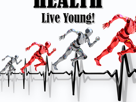 """Learn To Be Active, Look Good, Travel and Socialize In The New Book """"Hardcore Health: Live Young!"""""""